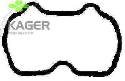Прокладка, крышка головки цилиндра KAGER 290081
