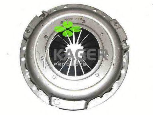 Нажимной диск сцепления KAGER 152009