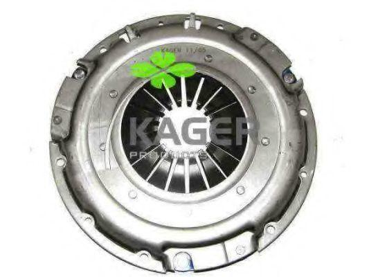 Корзина сцепления KAGER 15-2025