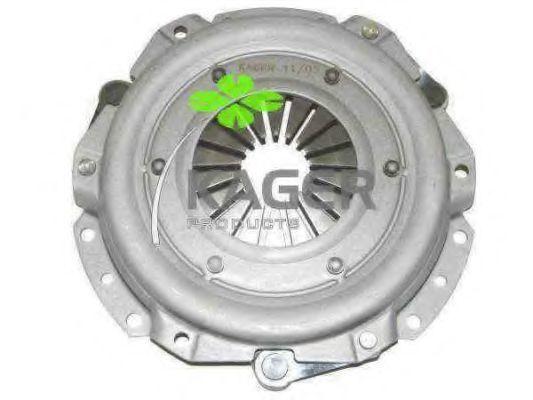 Нажимной диск сцепления KAGER 152171