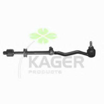 Поперечная рулевая тяга KAGER 410023
