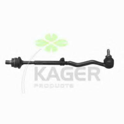 Поперечная рулевая тяга KAGER 410285