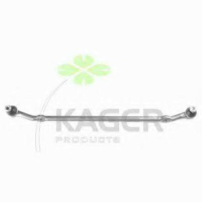 Поперечная рулевая тяга KAGER 410639