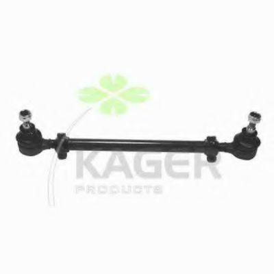 Поперечная рулевая тяга KAGER 410649