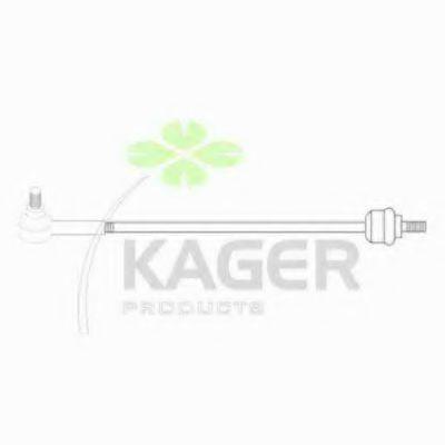 Поперечная рулевая тяга KAGER 410678