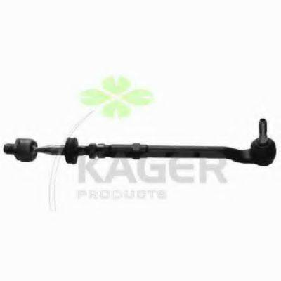 Поперечная рулевая тяга KAGER 410822