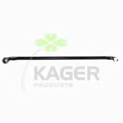 Поперечная рулевая тяга KAGER 410872