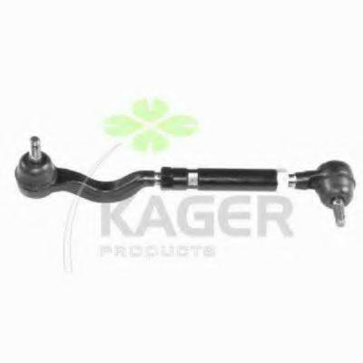 Поперечная рулевая тяга KAGER 410873