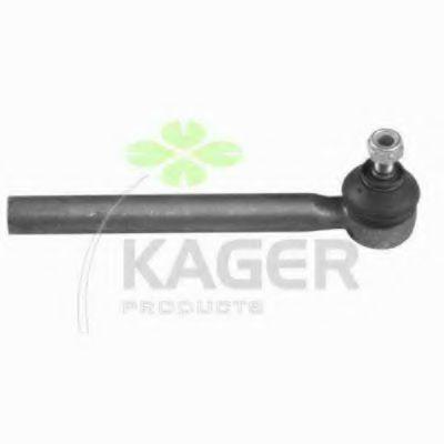 Наконечник рулевой тяги KAGER 430006