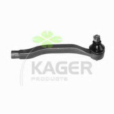 Наконечник поперечной рулевой тяги KAGER 430213