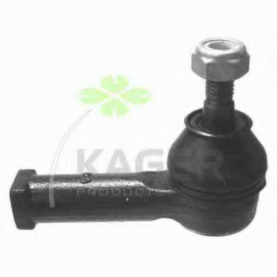 Наконечник рулевой тяги KAGER 43-0284