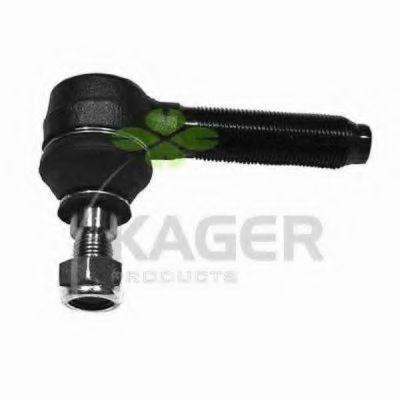 Наконечник рулевой тяги внешний KAGER 43-0311