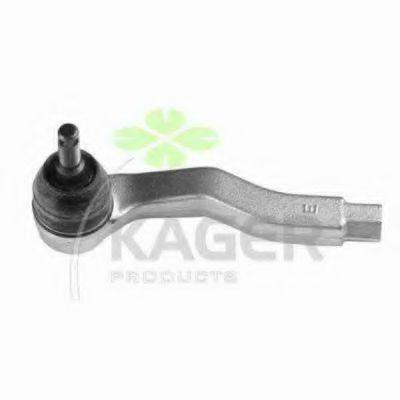 Наконечник поперечной рулевой тяги KAGER 430836