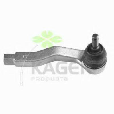 Наконечник поперечной рулевой тяги KAGER 430837