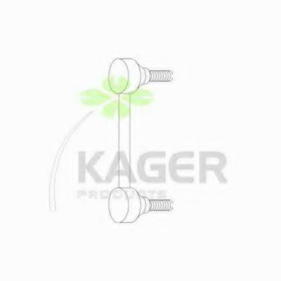 Стойка стабилизатора KAGER 85-0479
