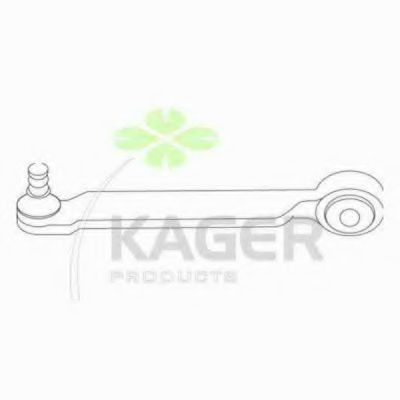 Рычаг независимой подвески колеса, подвеска колеса KAGER 870628