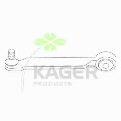 Рычаг независимой подвески колеса, подвеска колеса KAGER 870708