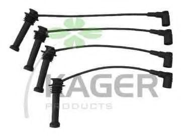 Провода высоковольтные комплект KAGER 640036