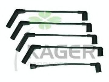 Провода высоковольтные комплект KAGER 640044