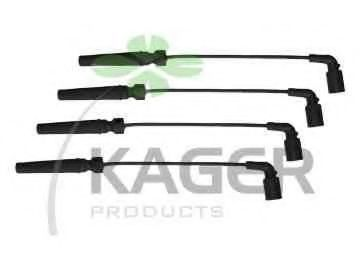 Провода высоковольтные комплект KAGER 64-0078