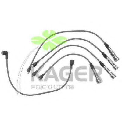 Комплект проводов зажигания KAGER 640088