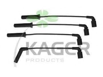 Провода высоковольтные комплект KAGER 64-0129
