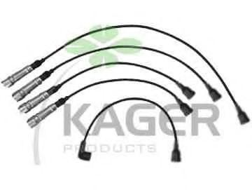 Комплект проводов зажигания KAGER 640132