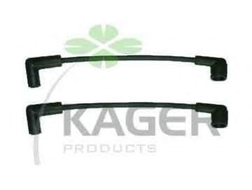 Провода высоковольтные комплект KAGER 640148