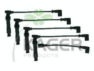 Провода высоковольтные комплект KAGER 640155