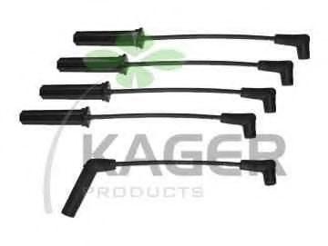 Провода высоковольтные комплект KAGER 64-0195