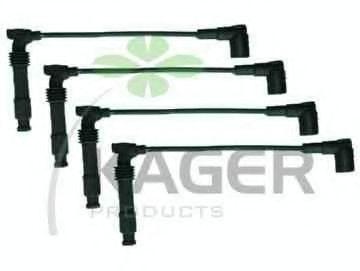 Провода высоковольтные комплект KAGER 640207