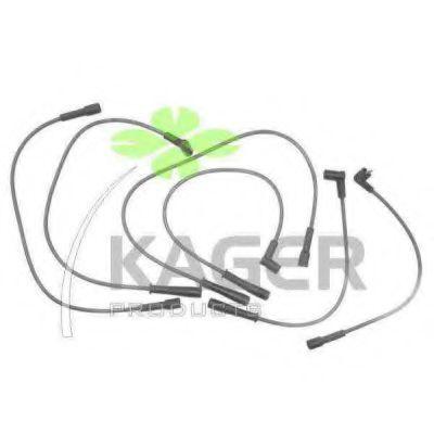 Провода высоковольтные комплект KAGER 64-0221