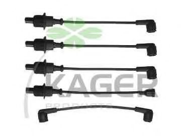 Провода высоковольтные комплект KAGER 64-0238