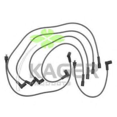 Провода высоковольтные комплект KAGER 640250