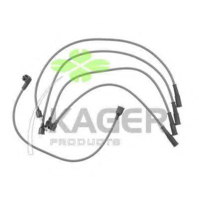 Провода высоковольтные комплект KAGER 640282