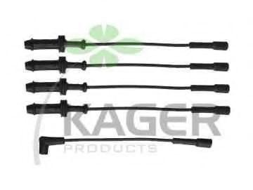 Провода высоковольтные комплект KAGER 640311