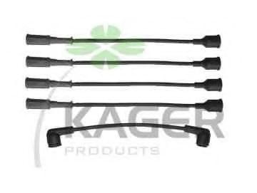 Провода высоковольтные комплект KAGER 64-0322