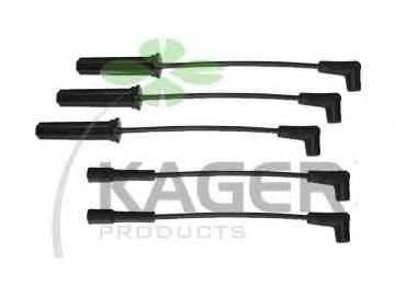 Провода высоковольтные комплект KAGER 64-0331