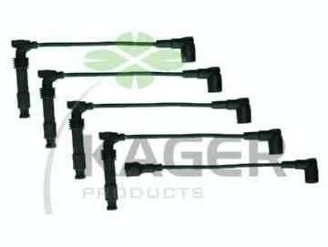 Провода высоковольтные комплект KAGER 64-0360