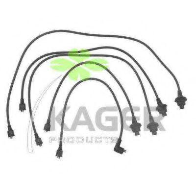 Провода высоковольтные комплект KAGER 640400