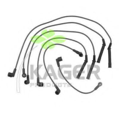 Провода высоковольтные комплект KAGER 64-0438