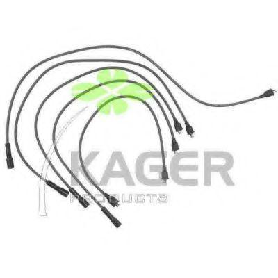 Провода высоковольтные комплект KAGER 64-0442