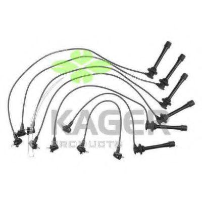 Провода высоковольтные комплект KAGER 641166
