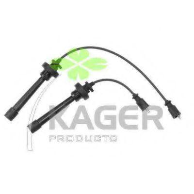 Комплект проводов зажигания KAGER 641169