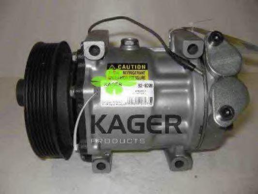 Компрессор кондиционера KAGER 920206
