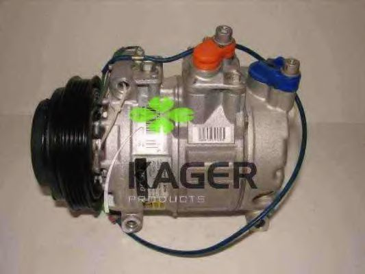 Компрессор, кондиционер KAGER 920476