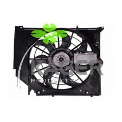 Вентилятор охлаждения двигателя KAGER 322051