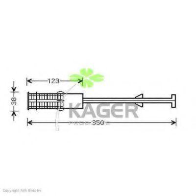 Осушитель кондиционера KAGER 94-5301