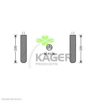 Осушитель кондиционера KAGER 94-5454