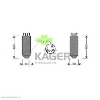 Осушитель кондиционера KAGER 945468
